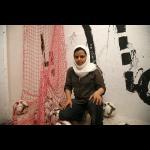 Waheeda Malullah: Ustavljena zoga / Stopped Ball