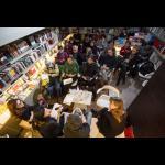 Okrogla miza: Kar se zgodi ženski, v njej tudi ostane (Nela Močnik, Boštjan Videmšek , Nela Pamuković, Jovana Mihajlović Trbovc, 2.3.2013