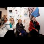 Zig Zag, exhibition opening