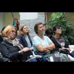 Ženske - umetnost - politika, okrogla miza