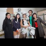 Miyuki Nishizawa: Dobre novice (Good News), delavnica