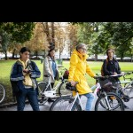 The Ljubljana Feminist Bike Tour