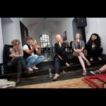 Panel discussion with artists of international group exhibition Spellbound