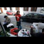 Mexican Woman Looking for Work in Ljubljana