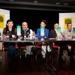 Mara Vujić, Predrag Pajdić, Urška Comino, Mitja Rotovnik, Bojan Jablanovec, Katarina Stegnar